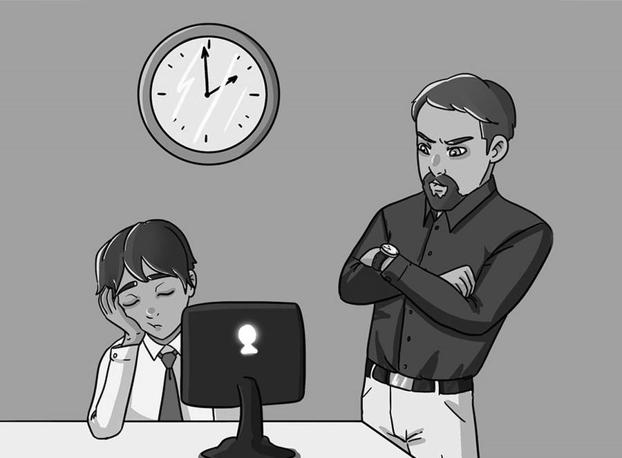 Làm Thêm Giờ Dù Không Được Trả Lương: Tự Nguyện Hay Phải Ghi Điểm Với Sếp?