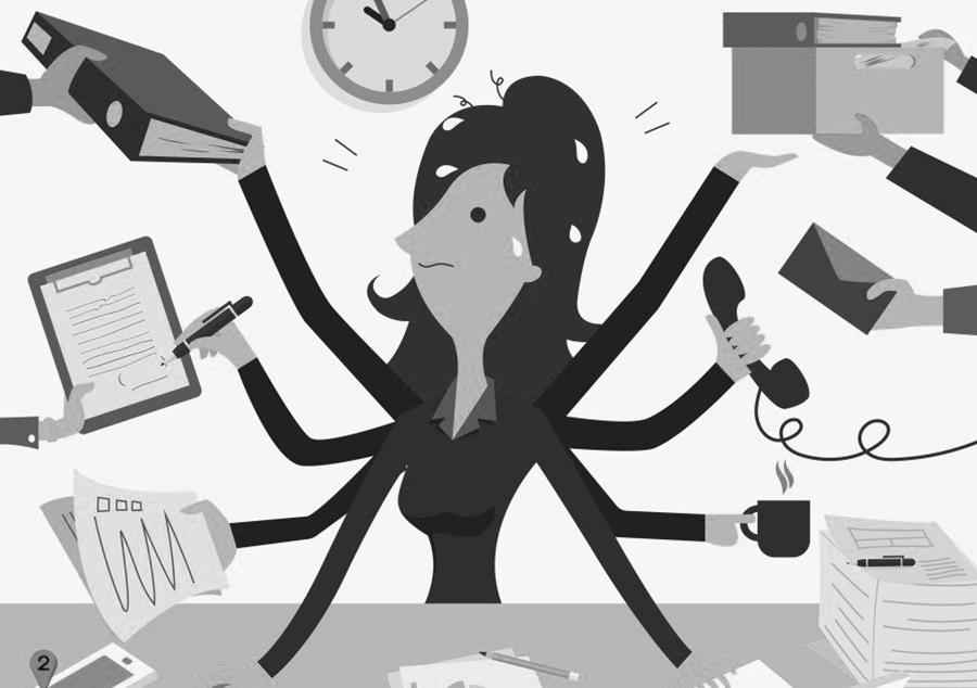 Đi Làm Bị Bắt Kiêm Nhiệm Quá Nhiều Việc - Tập Làm Quen Hay Từ Chối Thẳng?   Chuyện Công Sở (Kỳ 7)