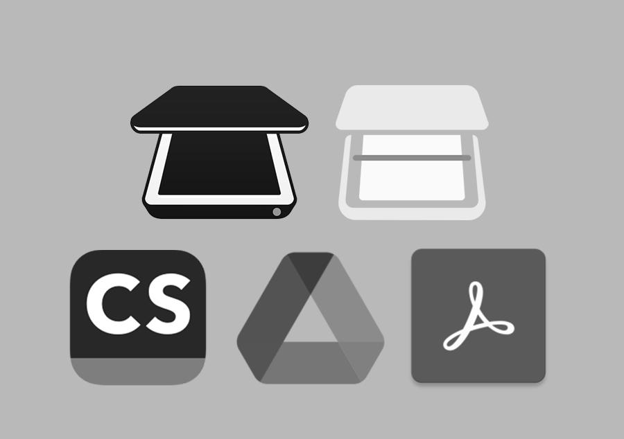 Top 5 App Scan Tài Liệu Trên Giấy Thành File PDF Nét Căng